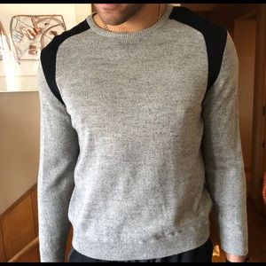 Men's Long Sleeve Knit